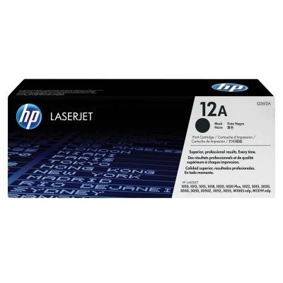 ตลับหมึกเลเซอร์ HP Q2612A 12A